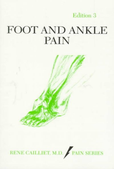 Caillet: Foot and Ankle Pain