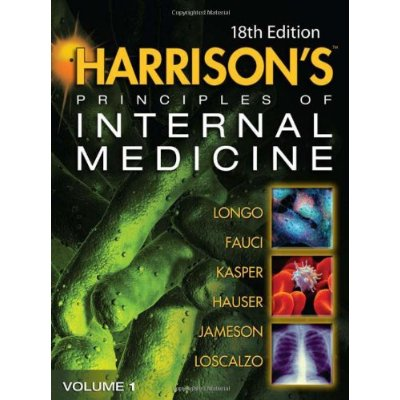 Harrison's Online (Harrison's Principles of Internal Medicine, 18th ed, 2012)