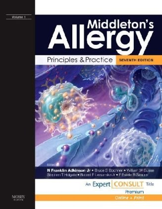 Middleton's Allergy: Principles and Practice, 7th Edition