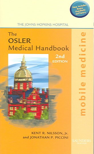 The Osler Medical Handbook, 2nd ed.