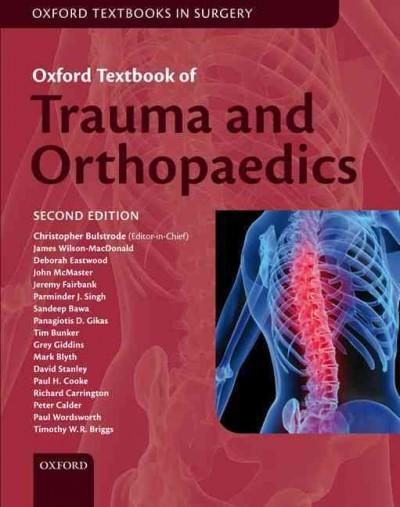 Oxford Textbook of Trauma and Orthopaedics