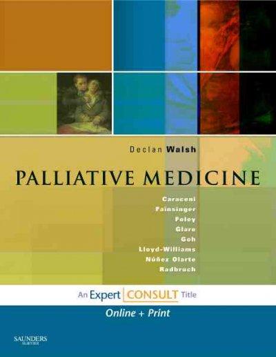 Walsh: Palliative Medicine