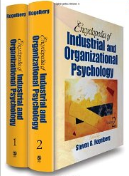 Cover of Encyclopedia of Industrial and Organizational Psychology
