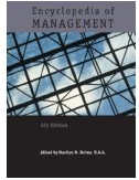 Cover of Encyclopedia of Management