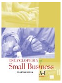 Cover of Encyclopedia of Small Business