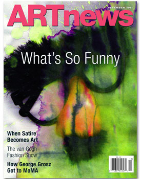 ARTnews cover image