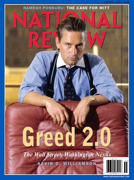 National Review cover image