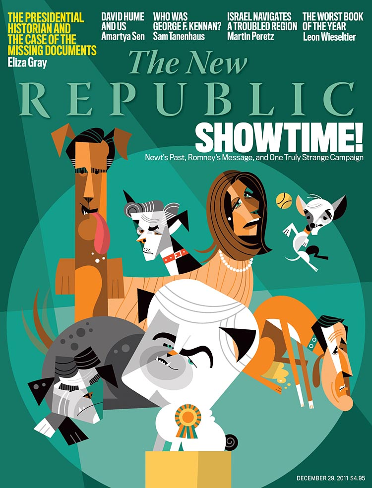 New Republic cover image