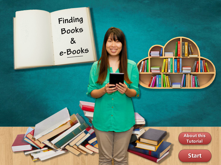 Finding Books and Ebooks