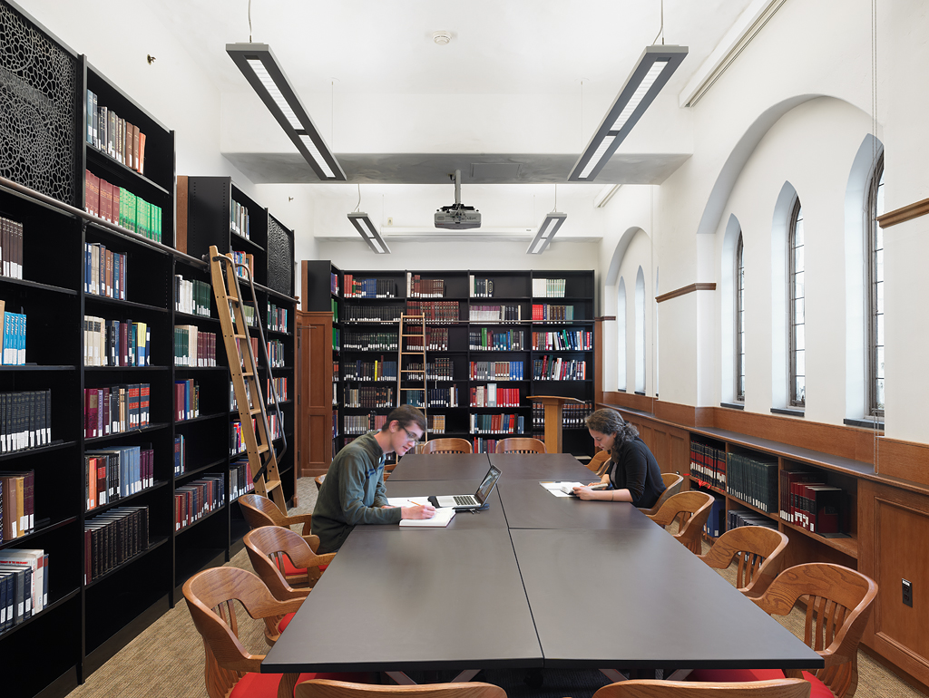 Judaic Studies Reading Room