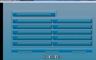 DVD folders blank