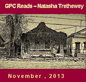 GPC Reads -- Natasha Trethewey