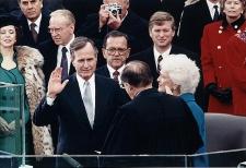 George H. W. Bush again