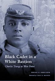 Black Cadet at a White Bastion