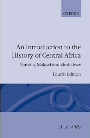 Introduction to the History of Central Africa