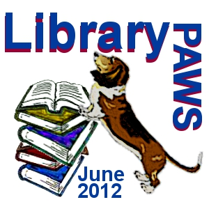 Library Paws 2012