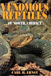 Venemous Reptiles of North America