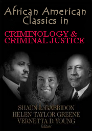 African American Classics in Criminology and Criminal Justice