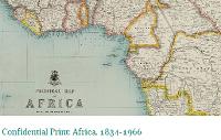 Confidential Print Africa, 1834-1966