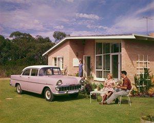 Australia 1960 Holden