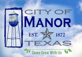 City of Manor logo