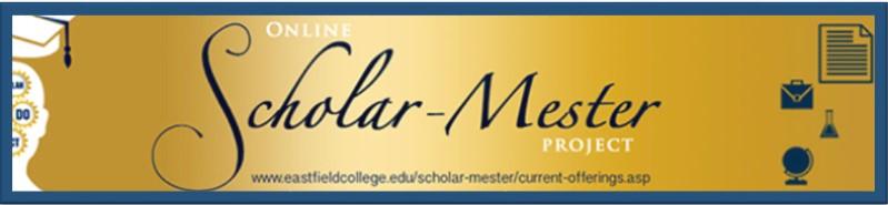 Scholar Mester Banner