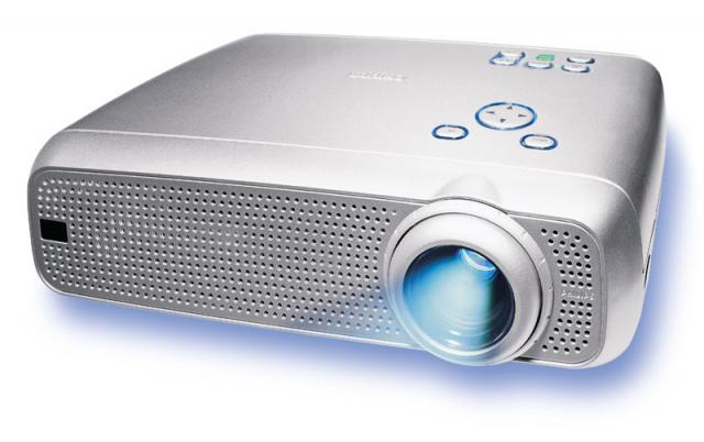 Data video projector