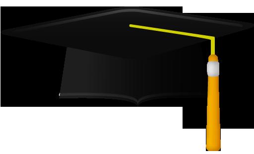 Image of a graduate cap