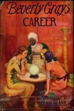 Book jacket: Beverly Gray's Career