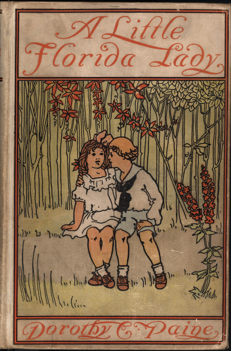 Book cover: A Little Florida Lady