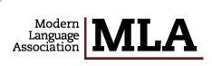 MLA Style Logo