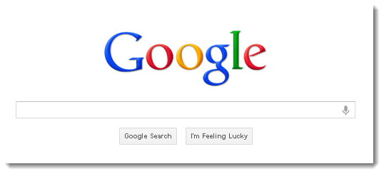 Google screen