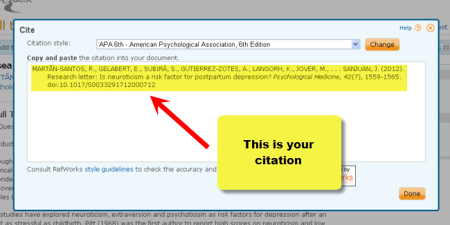 proquest citation example screencap 04