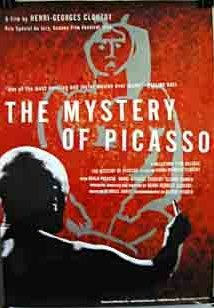 Cover for The Mystery of Picasso
