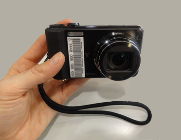 Digital cameras available at the MEC Library