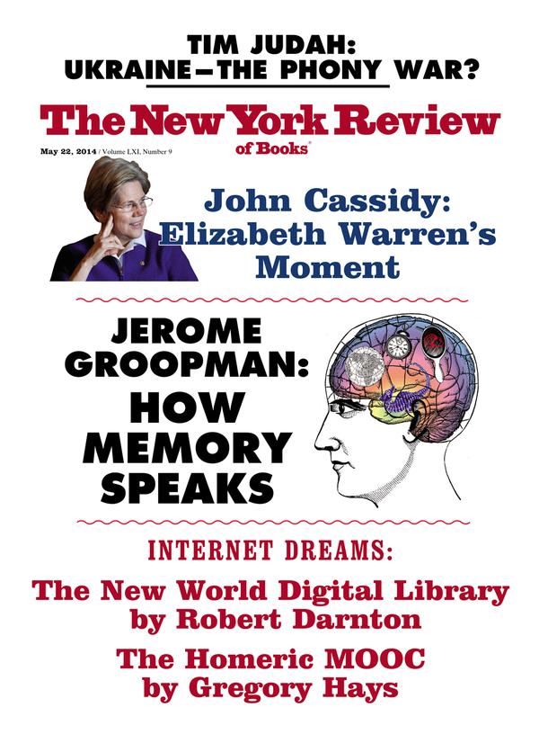 sommige bladen (zoals de New York Review of Books) bevatten heel veel boekbesprekingen