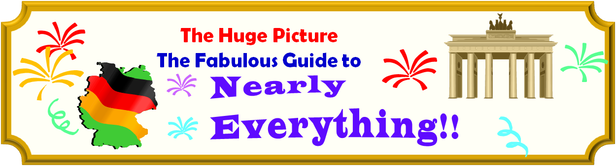 Dr. Pusto presents The Huge Picture: The Faculous Guide to Nearly Everything!!