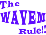grapic stating The Wavem Rule