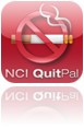 NCI QuitPal iPhone App icon
