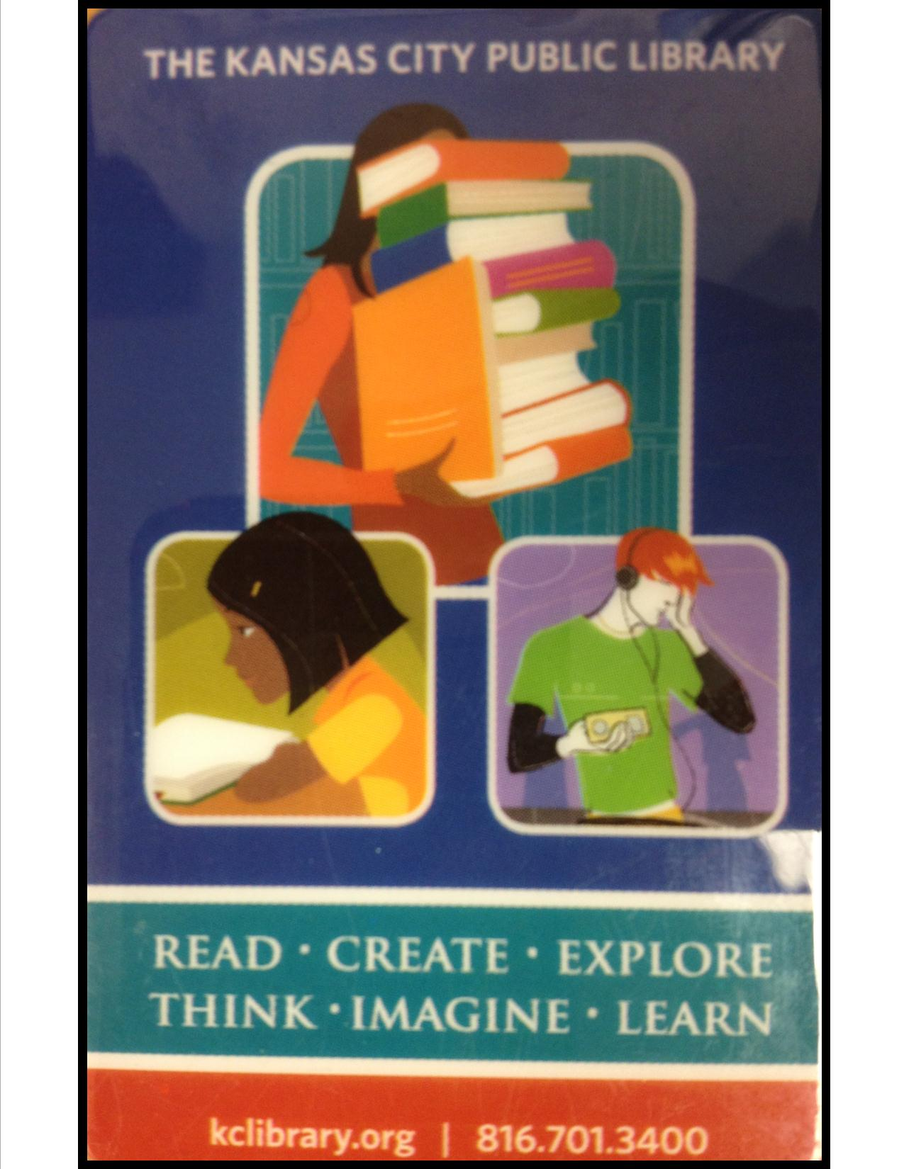 Kansas City Public Library poster