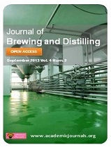 JR of Brewing and Distilling