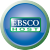 Logo and link to EBSCOhost
