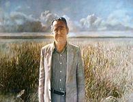 Portrait of Colin Thiele; Image source: UniSA Library