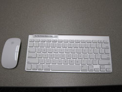 mac keyboard and mouse