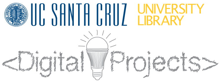 UCSC Library Digital Projects