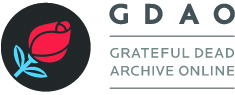 Grateful Dead Archive Online