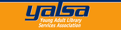 Young Adult Library Services Association logo and link to YALSA website