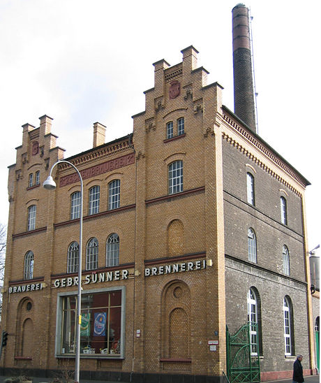 Sünner Brewery in Kalk, Cologne, Germany, Europe