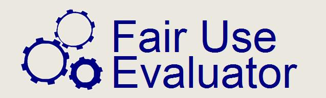 Fair Use Evaluator