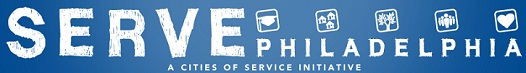 logo for SERVE Philadelphia